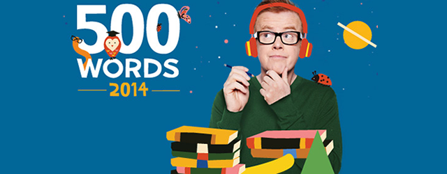 BBC Radio 2 have launched there 500 Words Competition for 2014. If you think you have what it takes to enter a story of 500 words (or less) please click...