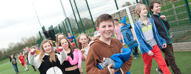 On April 4th, we held our 3rd annual fun run and a non uniform day. This year, 800 of our pupils volunteered to take part, our largest number so far....