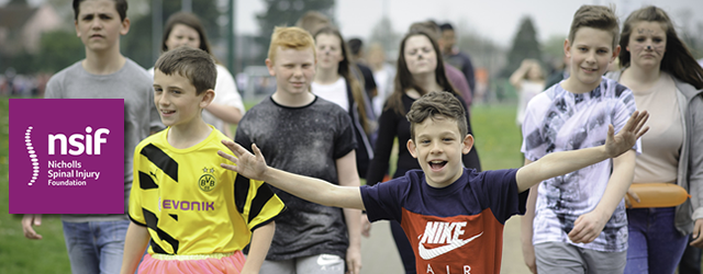 On Friday 24th April 2015 Brockington College held it's Annual Charity Fun Run. The run was held in aid of the Nicholls Spinal Injury Foundation who are dedicated to funding research […]