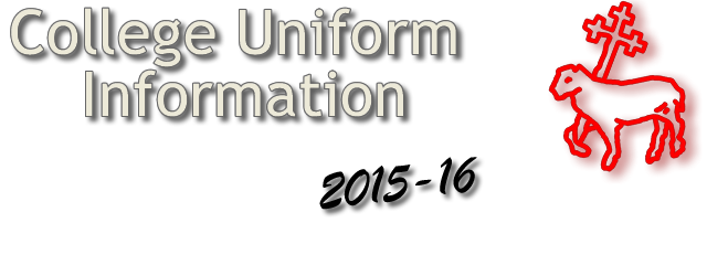 Please use the links below to find all the information you need regarding the 2015-16 school uniform. Uniform Letter (May 2015) Dressing for College Uniform for Planner