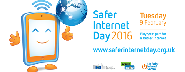 Safer Internet Day 2016 will be celebrated globally on Tuesday 9th February with the slogan 'Play your part for a better internet'. Coordinated in the UK by the UK Safer […]