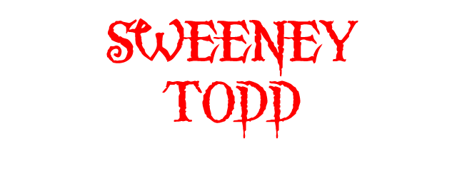 Sweeney Todd performances are 27/28/29 June, doors open at 6:45 for a 7pm start.  Tickets purchased from the music department and school reception, priced at £5 adults and £4 concessions.