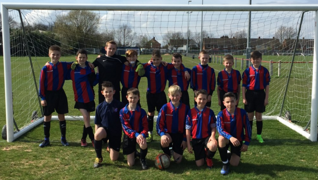 Year 7 boys win the finals of the League Cup