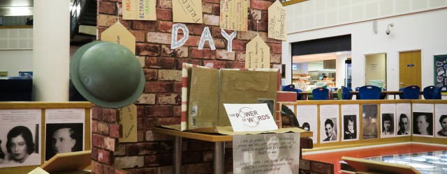 On Friday 26th January, Brockington College commemorated Holocaust Memorial Day 2018 through a variety of events, reflecting this year's theme 'the power of words.' Tutor groups throughout the week have […]