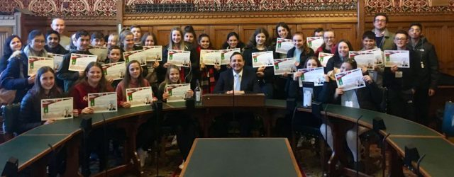 On Tuesday 22nd January, 30 Year 8 pupils visited the Houses of Parliament to find out about its history and modern day role. It was according to the students: […]
