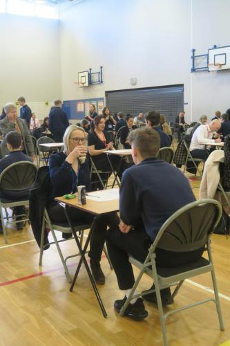 Y10 Interview Techniques Day