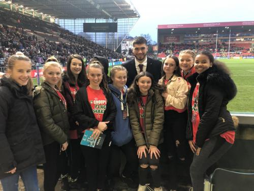 Leicester Tigers Trip - 2019